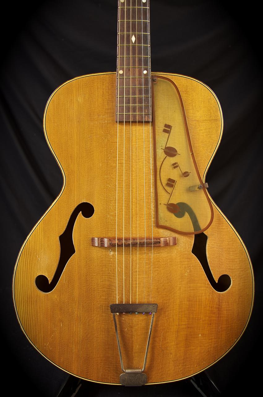 Harmony guitars database