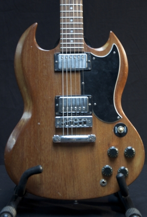 Singapore Pictures 1978 on Vintage 1978 Gibson Sg Standard Fantastic Player Grlc729   Ebay