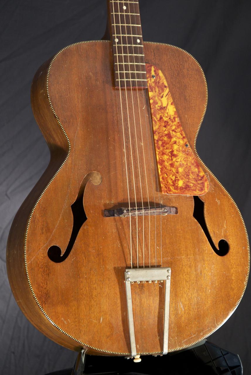 guitar kay vintage acoustic