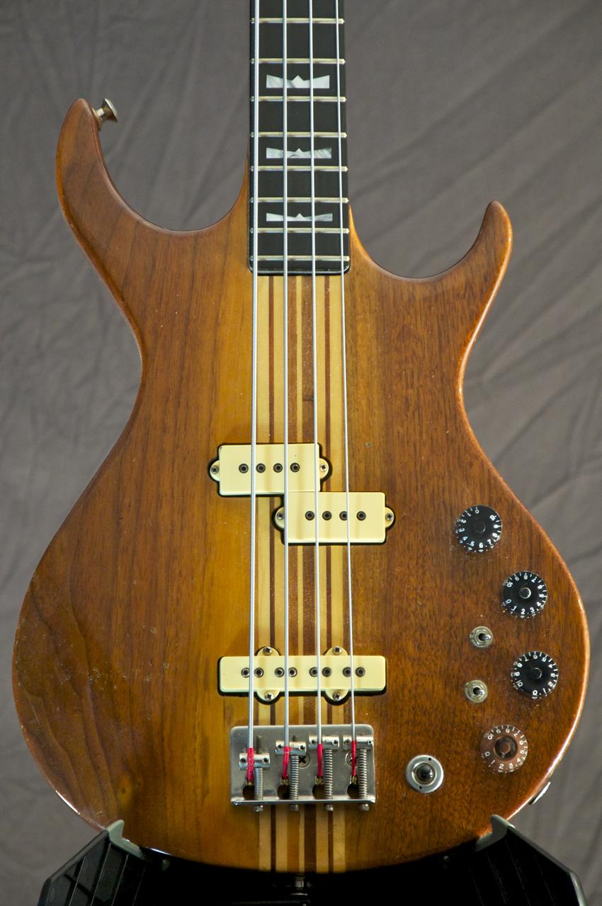 kramer dmz 5000 aluminum neck bass guitar w case grlc1218. Black Bedroom Furniture Sets. Home Design Ideas