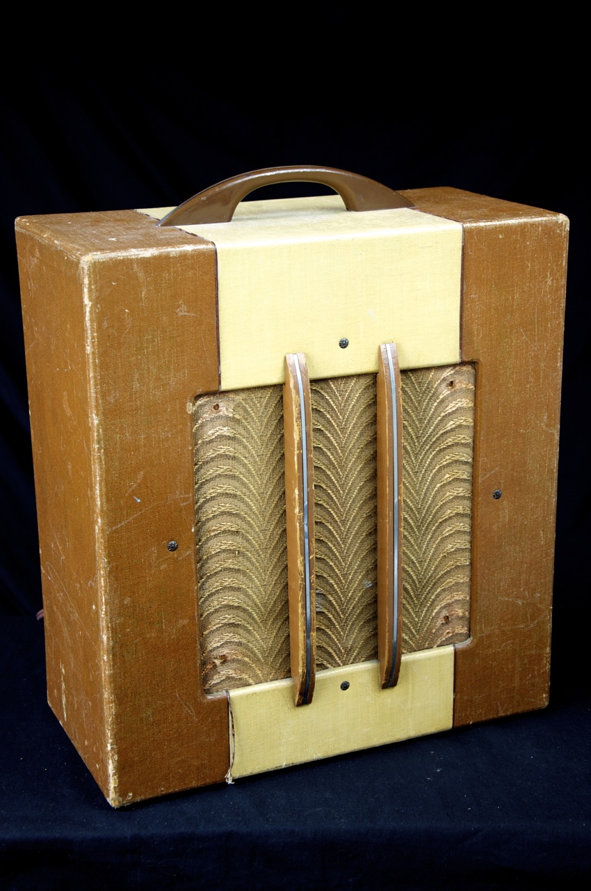 vintage 1946 gibson br 4 tube guitar amp grlc1229 ebay. Black Bedroom Furniture Sets. Home Design Ideas