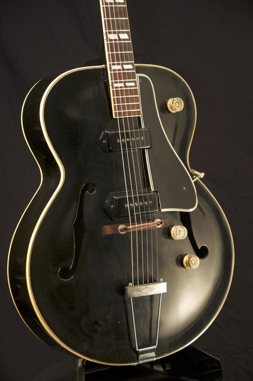 vintage 1951 gibson es 300 es300 archtop acoustic guitar grlc1299 ebay. Black Bedroom Furniture Sets. Home Design Ideas