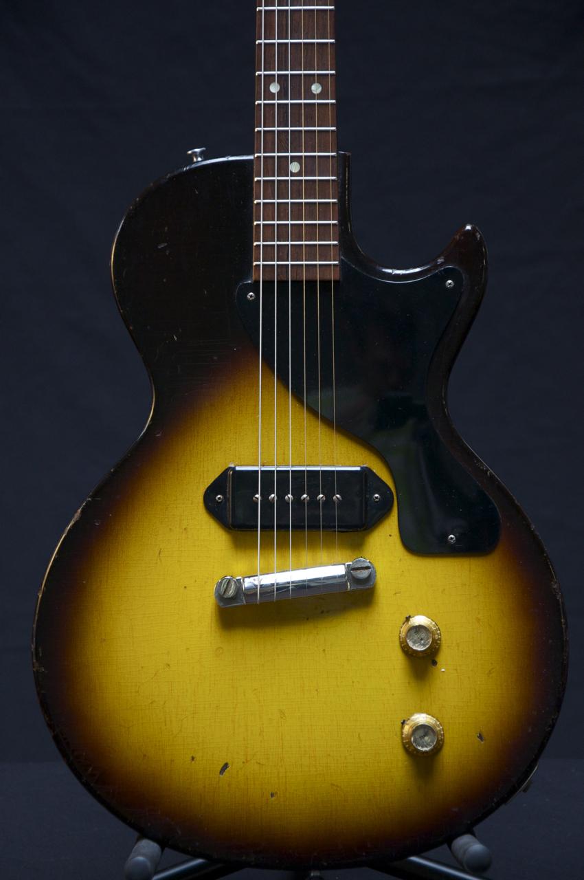 1957 Les Paul Wiring Diagram Ask Answer Gibson Junior Epiphone Elsavadorla Standard