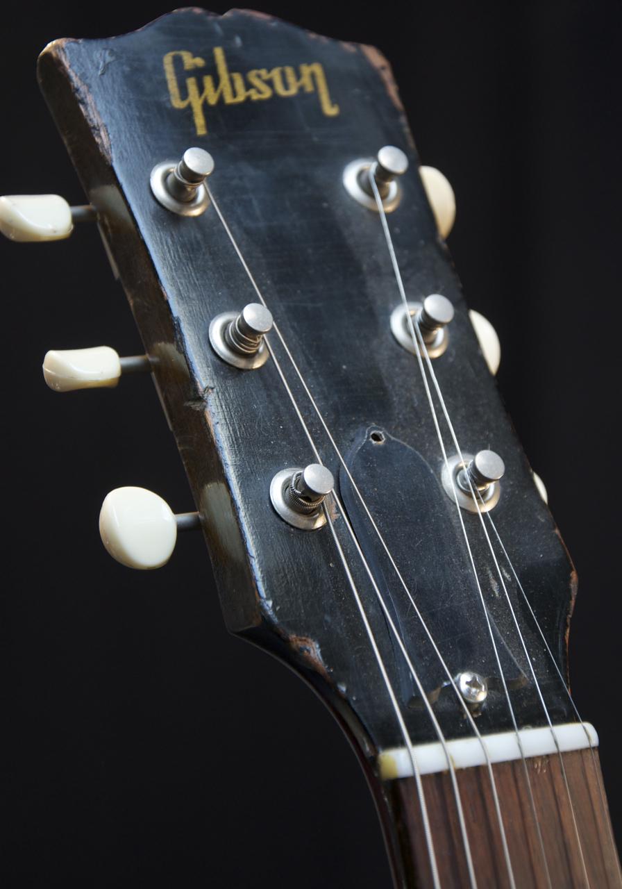 Vintage 1960 Gibson Es 125 Guitar P 90 Beauty Grlc757 Ebay
